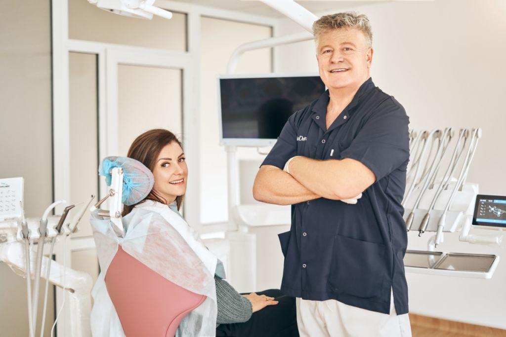 Пациенты клиники Saniodent