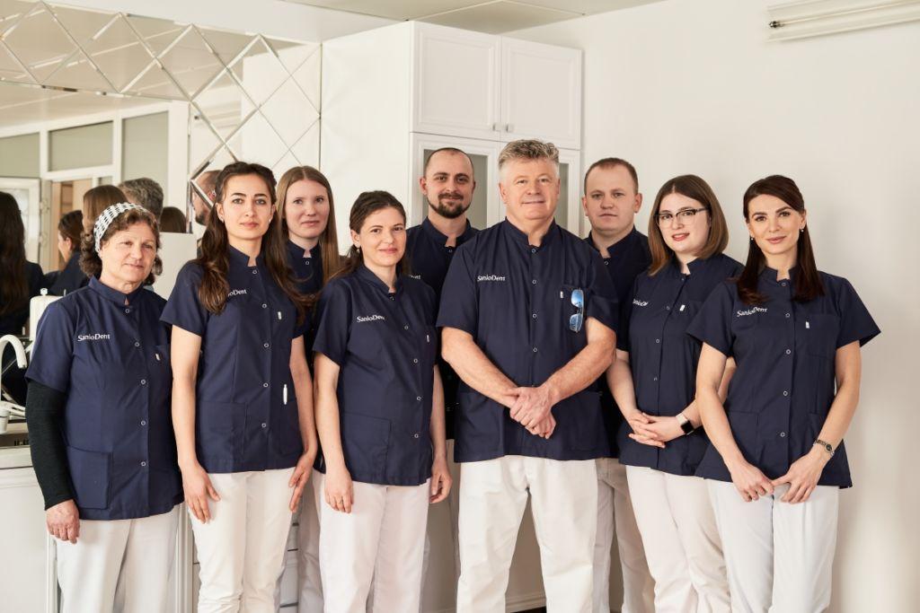 Стоматологическая клиника Кишинев